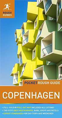 Pocket Rough Guide Copenhagen (Rough Guide to...), PRG, Excellent Book