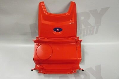 Pre-owned OEM Polaris Indy Red Cover Front Panel Sportsman 570 400 500 570 800