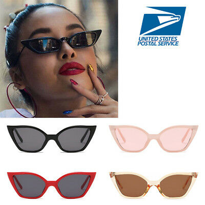 12pcs Women Cat Eye Fashion Sexy Sunglasses Vintage Eyewear Wholesale A Dozen US