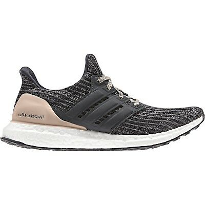 Adidas Women's Ultra Boost Shoes Size UK 6.5 Grey/Carbon