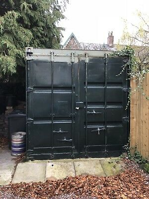 Storage Container 10x8 Foot With Electrics