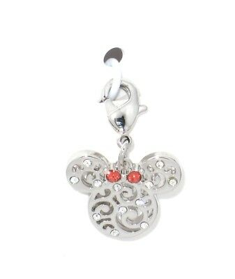 db8370522 Disney Charm✿ Minnie Mouse Icon Head Arribas Made with Crystals from  Swarovski
