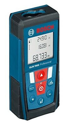 BOSCH GLM7000 Laser Distance Measure 70M Rangefinder New Free Shipping w/Track