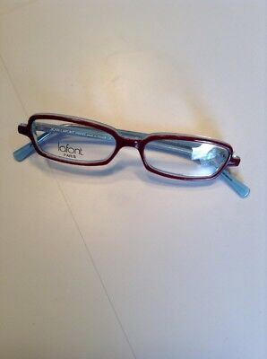 Jean Lafont Paris Lully 615 50-15 142  Nos Made In France Nos Nice...