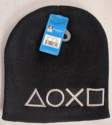 Playstation Beanie cap  Stretchy Knit Hat