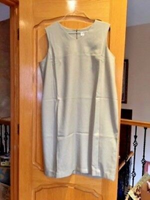 Women Harve Bernard Suit Blazer & Classic Sleeveless Dress Size 20W Imported NWT