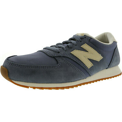 New Balance Men's U420 Ankle-High Leather Fashion Sneaker