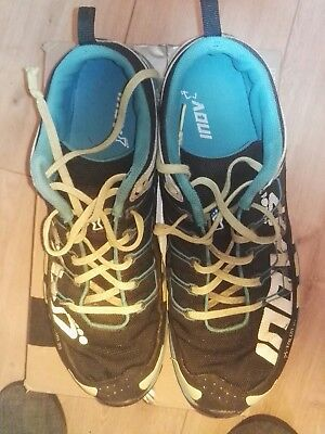 Inov8, X-Talon 212, Running Shoes, size UK 10.5, Standard Fit, Unisex