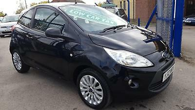 2012 Ford Ka 1.2 Zetec, Only 27,000 Miles, Full Service History, £30 Road Tax