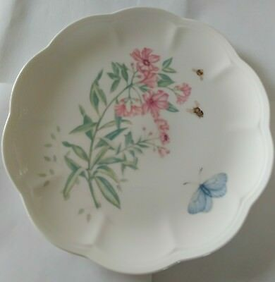 """Lenox China Butterfly Meadow Accent Dinner Plate 11"""""""