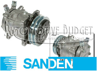 Ford//New Holland Hagie CASE Macdon A//C Compressor for AG Chem NEW