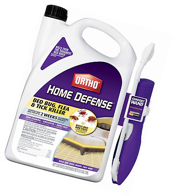 Ortho 0202510 Home Defense Max Bed Bug Flea And Tick 0 5 Gal 1 89