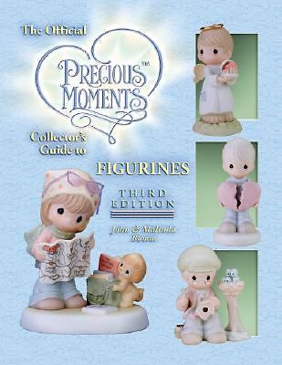 NEW BOOK The Official Precious Moments Collectors Price Guide to Figurines Book