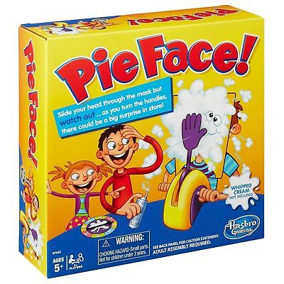 Pie Face - Fun Filled Family Game of Suspense By Hasbro New - XMAS GIFT