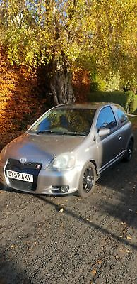 toyota yaris VVT - i  1.5 T sport (Mint Condition. Full Service History)