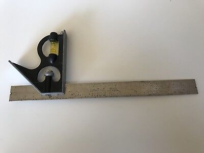 Craftsman Stainless Steel Combination Square #39567