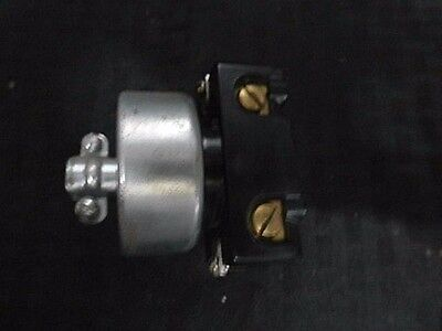 Hubbell 20 Amp, 250V single receptacle w/ Hubbell 4 prong plug**New/Old Stock**