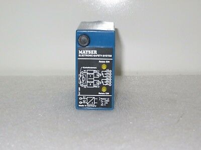 Mayser Electronic Safety System SG-EFS 132/1