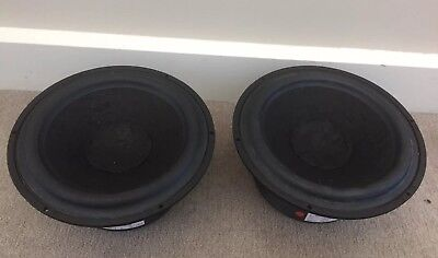 Scanspeak 18w/8545K00 Woofers Speakers