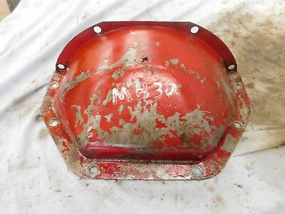 Massey Harris 30 Standard Clutch Dust Cover Sheild  Antique Tractor
