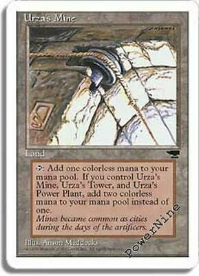 1 PLAYED Urza/'s Tower Land Fifth 5th Edition Mtg Magic Common 1x x1