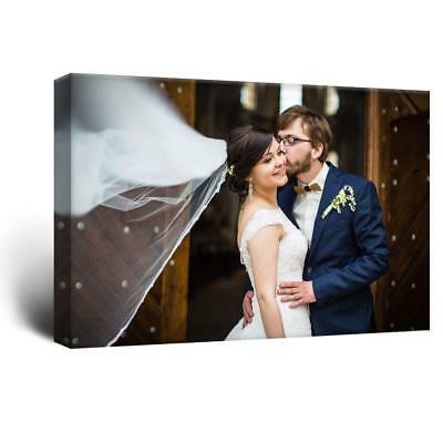 Personalized Photo to Canvas Print Wall Art - Customize Your Photo On Canvas