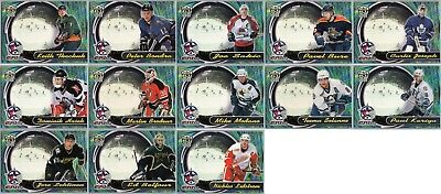 1999-00 Pacific Dynagon Ice 2000 All-Star Preview - Pick Singles - Finish Set