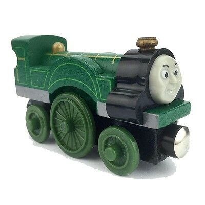Emily The Tank Engine Wooden Magnet Connet Railway Train Toy Cars Kid XMAS Gift