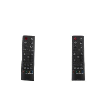 2x AH59-02630A Replaced Remote for Samsung Theater HT-H6500WM HT-H7730WM