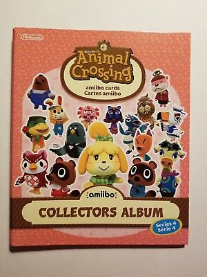 Animal Crossing Amiibo Card Series 4 Your Pick
