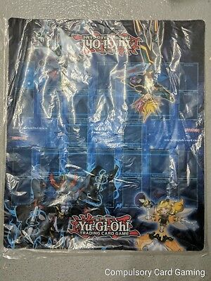 Two 2-Player Playmat Limited Edition Link Vrains Yugioh