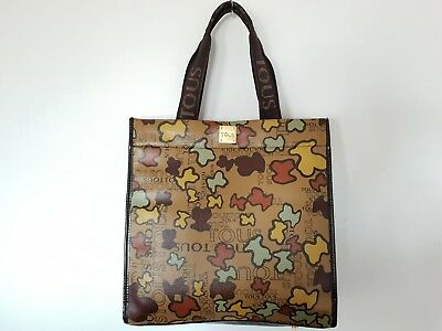 abc14efcce TOUS KAOS MULTI Print Large Tote Womens Bag - $47.99 | PicClick