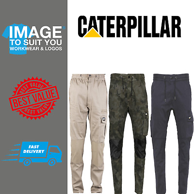 Caterpillar dynamic skinny fit trousers