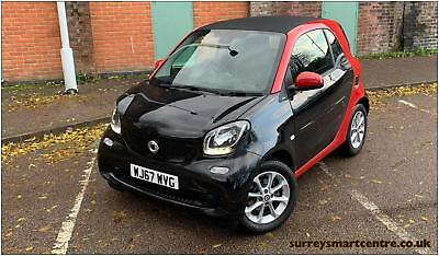 Smart Fortwo Passion Coupe Automatic (2017/67)