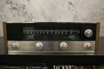 McIntosh MR-65 Tube FM Stereo Tuner