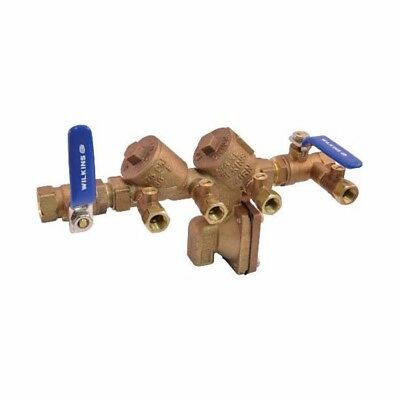 "12-975Xl2 - 1/2"" Reduced Pressure Principle Backflow Preventer"