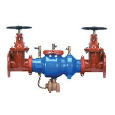 4-350A - Double Check Backflow Preventer
