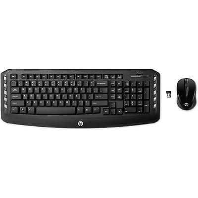 HP Wireless Classic Desktop Keyboard and Mouse | LV290AA#ABA