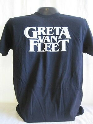 Greta Van Fleet T-Shirt Tee Rock Band Music Michigan New 1000