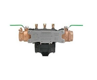2-375Xls - Reduced Pressure Principle Backflow Preventer