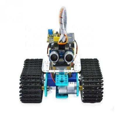 Brand New Bluetooth Smart Tank 4WD Robot Car Chassis Kit for Arduino