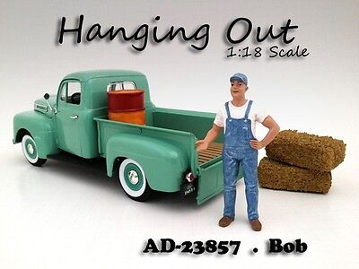 Hanging Out - BOB - 1/18 scale figure/figurine - AMERICAN DIORAMA