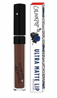 ❤ Colourpop Ultra Matte Liquid Lipstick in Embellish (deep brown) ❤