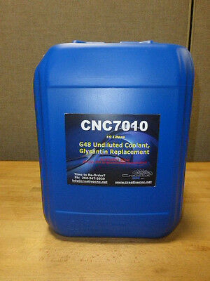 CNC7010 BASF Licensed G48 Glysantin Coolant Replacement -  10 Liters