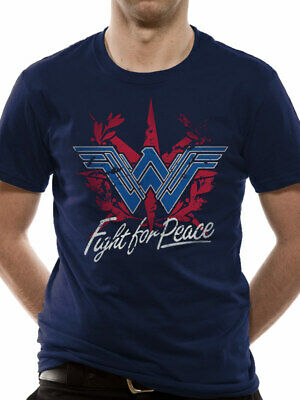 Wonder Woman Movie - Fight For Peace (Unisex) - S