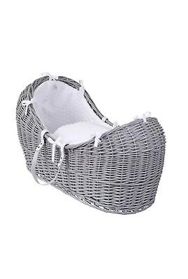 Clair de Lune Marshmallow Noah Pod GREY  Suitable From Birth To 6 Months