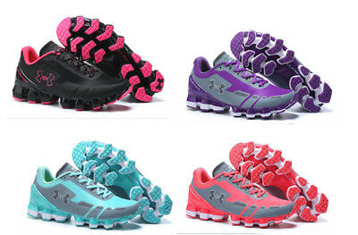 d71905605a6 5 Color New Women s Under Armour Womens outdoor Running Shoes Leisure Shoes  Top