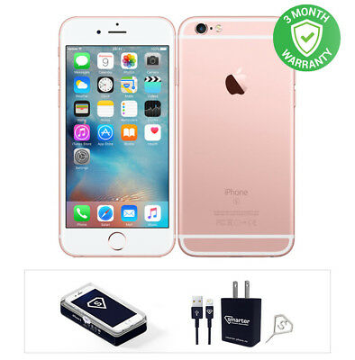 Apple iPhone 6s, 32GB, Gold,Gray,Silver,Pink Factory Unlocked (CDMA + GSM)