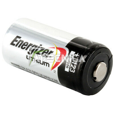 Cell battery ENERGIZER CR123 3V Lithium DL123A CR123A EL123A sensors wireless