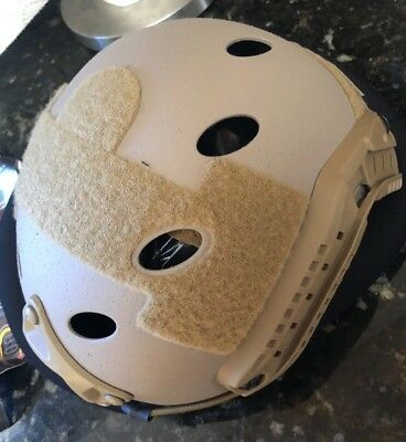 Ops Core FAST Carbon Helmet With VAS Shroud Tan S/M FREE SHIPPING